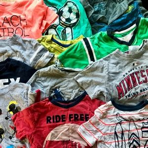 Other - Bargain Toddler Boys Play T-Shirts